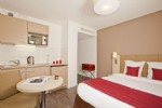 Special investors in search of security and profitability - sale of furnished rental studio located
