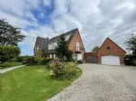 Magnificent property, 6 bedrooms, in the middle of the fields