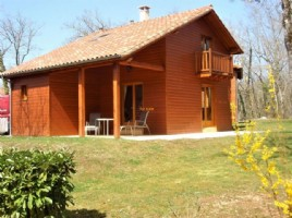 Peo18122020, Chalet in Dordogne Golf and Country Club