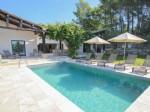Wm 3959115, Modern Villa With Pool - Seillans