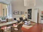 Wm 5847242, Spacious 1 Bedroom Apartment With Sea View - Menton Old Town