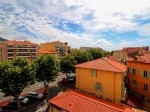 Wm 5895460, One Bedroom Apartment With Balcony And Cellar, Sea View - Menton