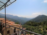 Wmn4110605, Village Apartment With Big Balcony And Panoramic Sea View - Hamlet Of Piene Haute
