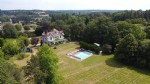 Superb property with a 23 hectare park and 2 ponds