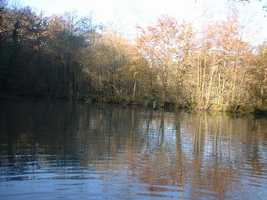 Secluded ½ acre Lake & Land situated near to Ste Sévère