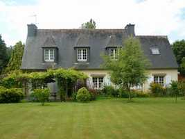 Stunning 4 Bedroom Neo Breton Detached House Set In An Acre of  Beautifully Lands