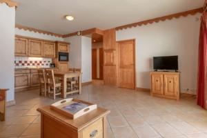 1-bedroom apartment - Champagny en Vanoise PARADISKI