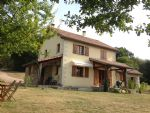 N.Dordogne - exlusive picturesque plot, 3 BRs + garage