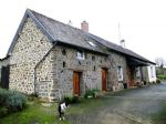 Detached farmhouse with outbuildings on 4.6 acres