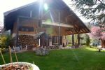 4 bedroom chalet for sale with garden and views