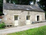 Little stone-built house in a quiet hamlet with charming views The roof needs a renovation