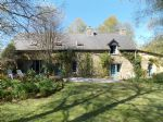 Rare on the Market, Magnificent Restored 3 Bedroom Stone Longère in an Acre of Land