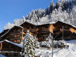 Morzine Studio at Foot of the Slopes
