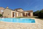 Delightful villa with pool and enclosed garden