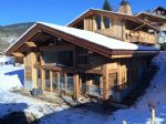 Magnificent, piste-side, 4 bed/bath luxury newly built chalet, only 1km from village centre.